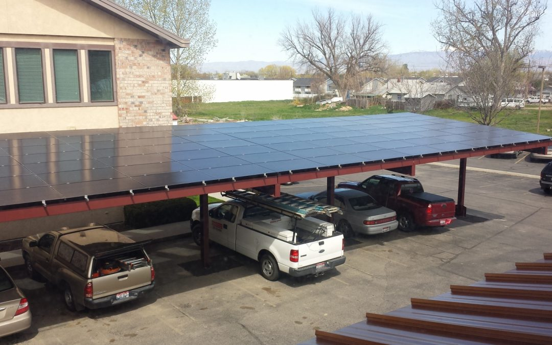 Solar Carport-Idaho