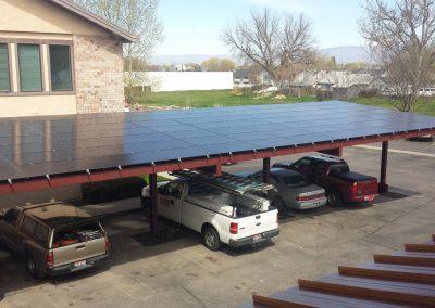 Solar Carport-Idaho