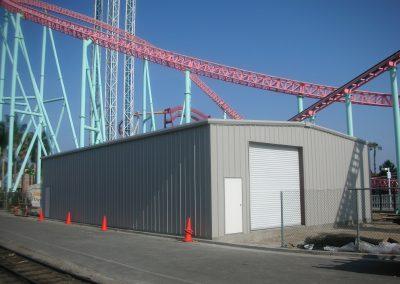 Knott's Berry Farm Storage Building