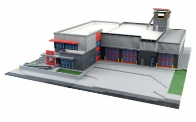 Experience Your Steel Building Design with 3D Printing