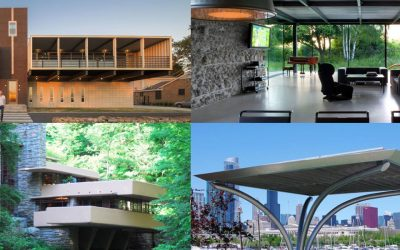 Inspirational Steel Architecture Designs