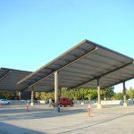 Solar Carports   Pascal Steel Buildings