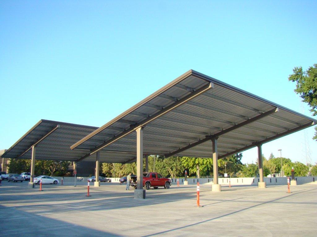 steel carports u0026 solar structures photo gallery - Steel Carports