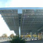 Solar Carports - Canopy View