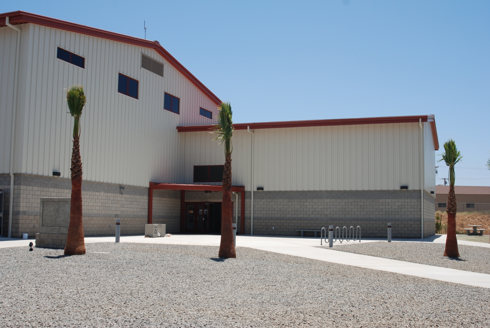 Fitness Center Pascal Steel Buildings