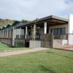 Pre-Engineered Metal Buildings - Pacific Ridge School - Outside Building View
