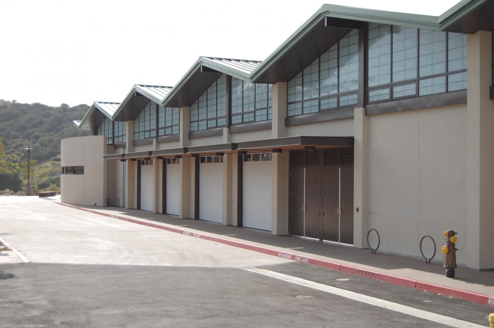 Pacific Ridge School Pascal Steel Buildings