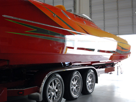 Boat & RV Storage Facilities