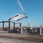 Pre-Engineered Metal Buildings - El Centro - Under Construction