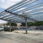 Solar Canopy - Apple Valley - Medium View