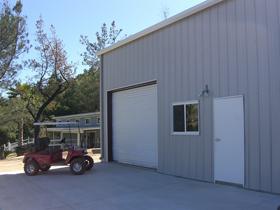 Metal Building Personal Garage