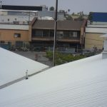 Sheet Metal Roofing - Long Beach, CA - Roof View