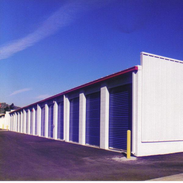 self storage buildings