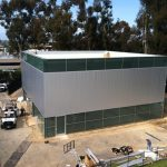 Pre-Engineered Metal Building, La Jolla, CA