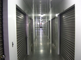 Interior Hallway System - Self Storage