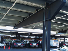 Metal Carport - Solar Panel Friendly