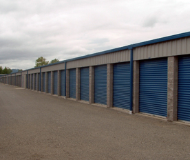 Single Story Self Storage Facilities