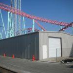 Battery Supply Building for Knott's Berry Farm, Buena Park, CA