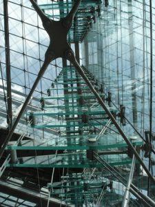 hybrid steel building