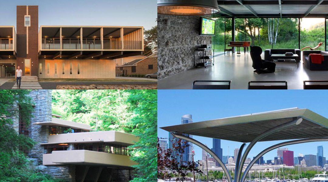 Inspirational Steel Architecture Designs
