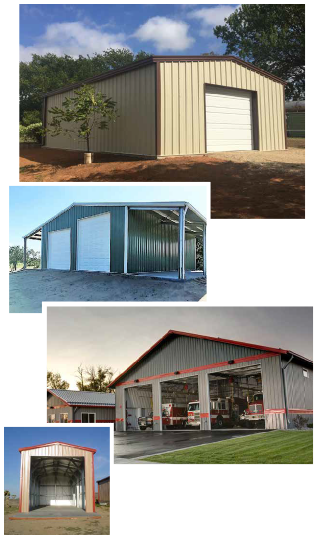 Gambrel Buildings from SimplyTough Metal Buildings