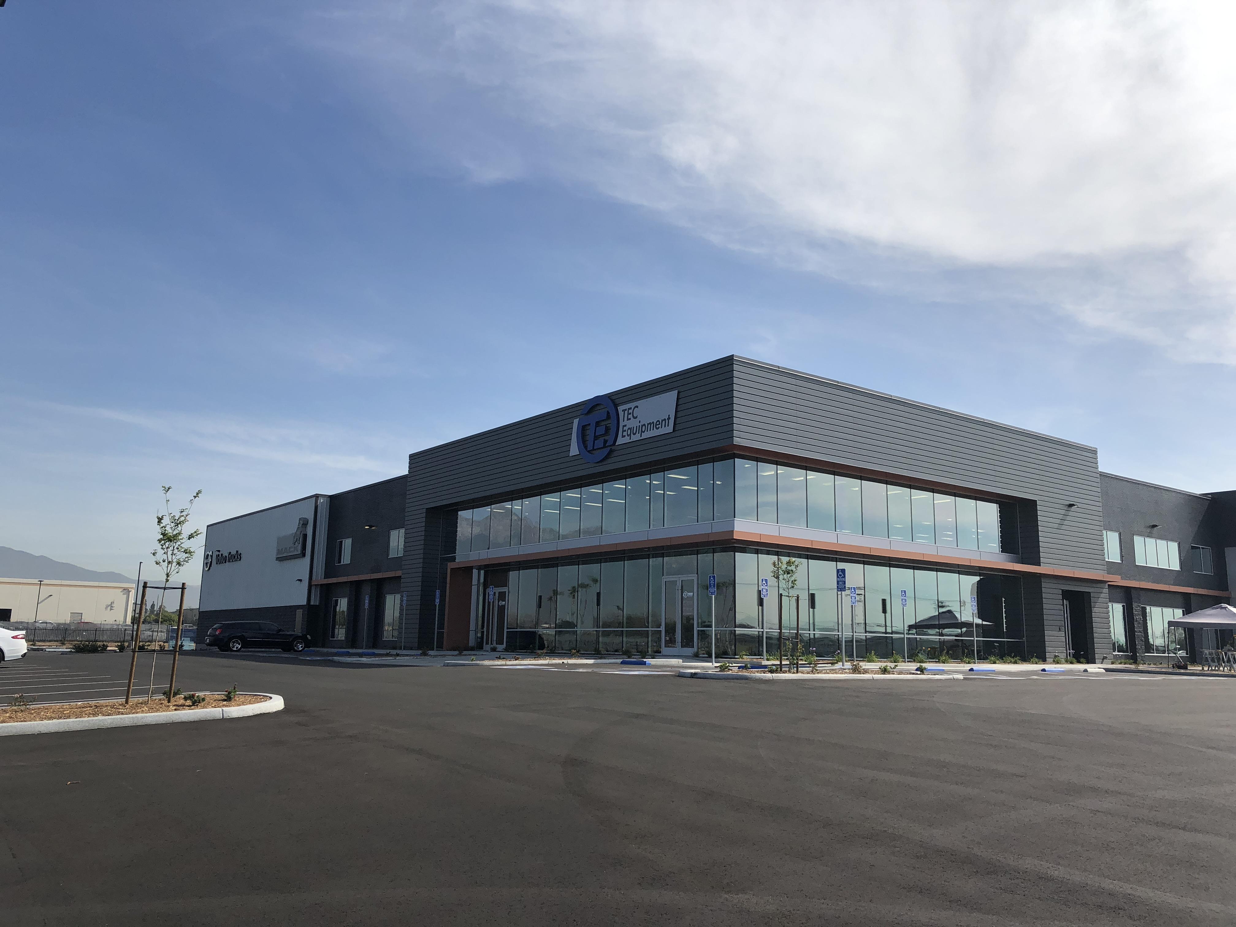 TEC Equipment - Pascal Steel Buildings