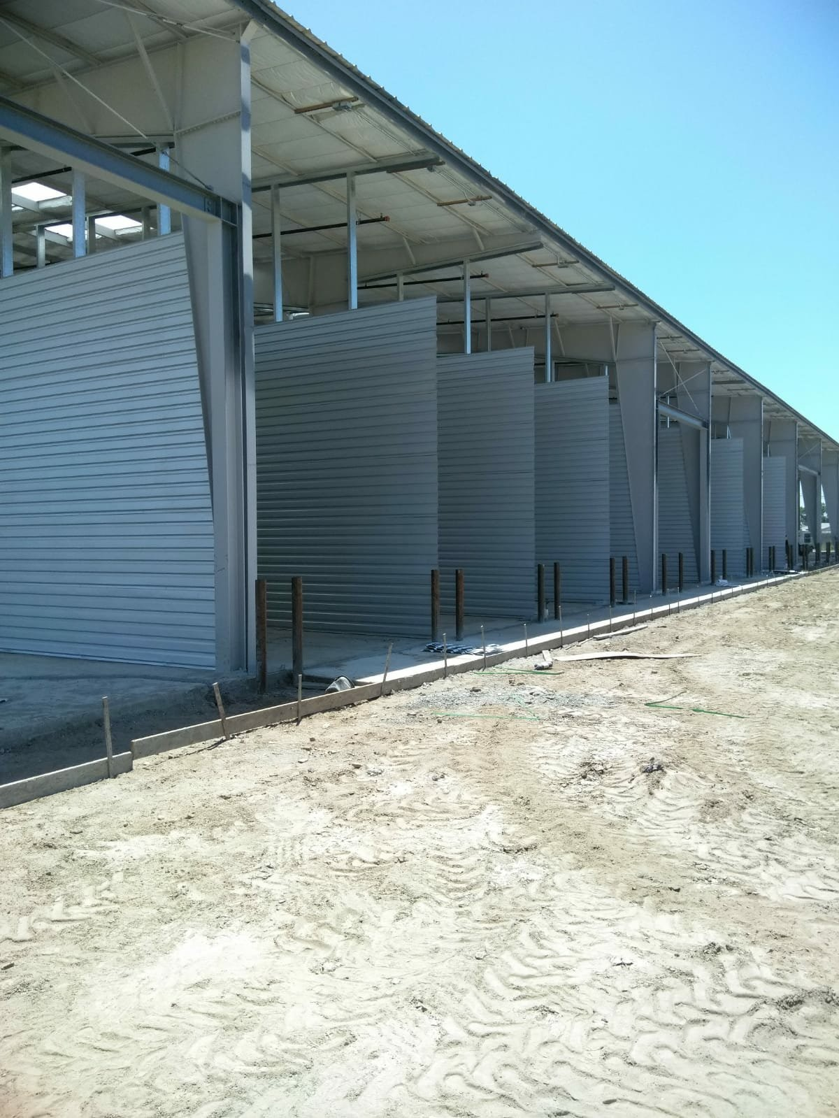 Rv Storage Amp Self Storage Building Conversion In Visalia