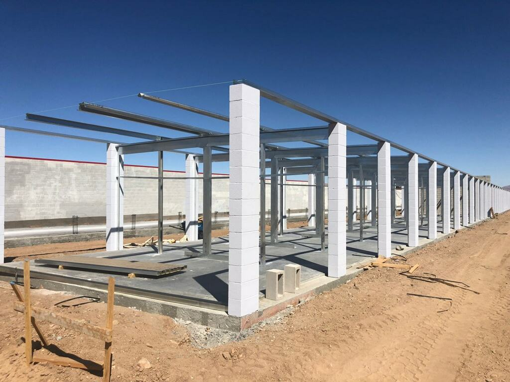 Reliable Self Storage, Victorville, CA - Pascal Steel Buildings