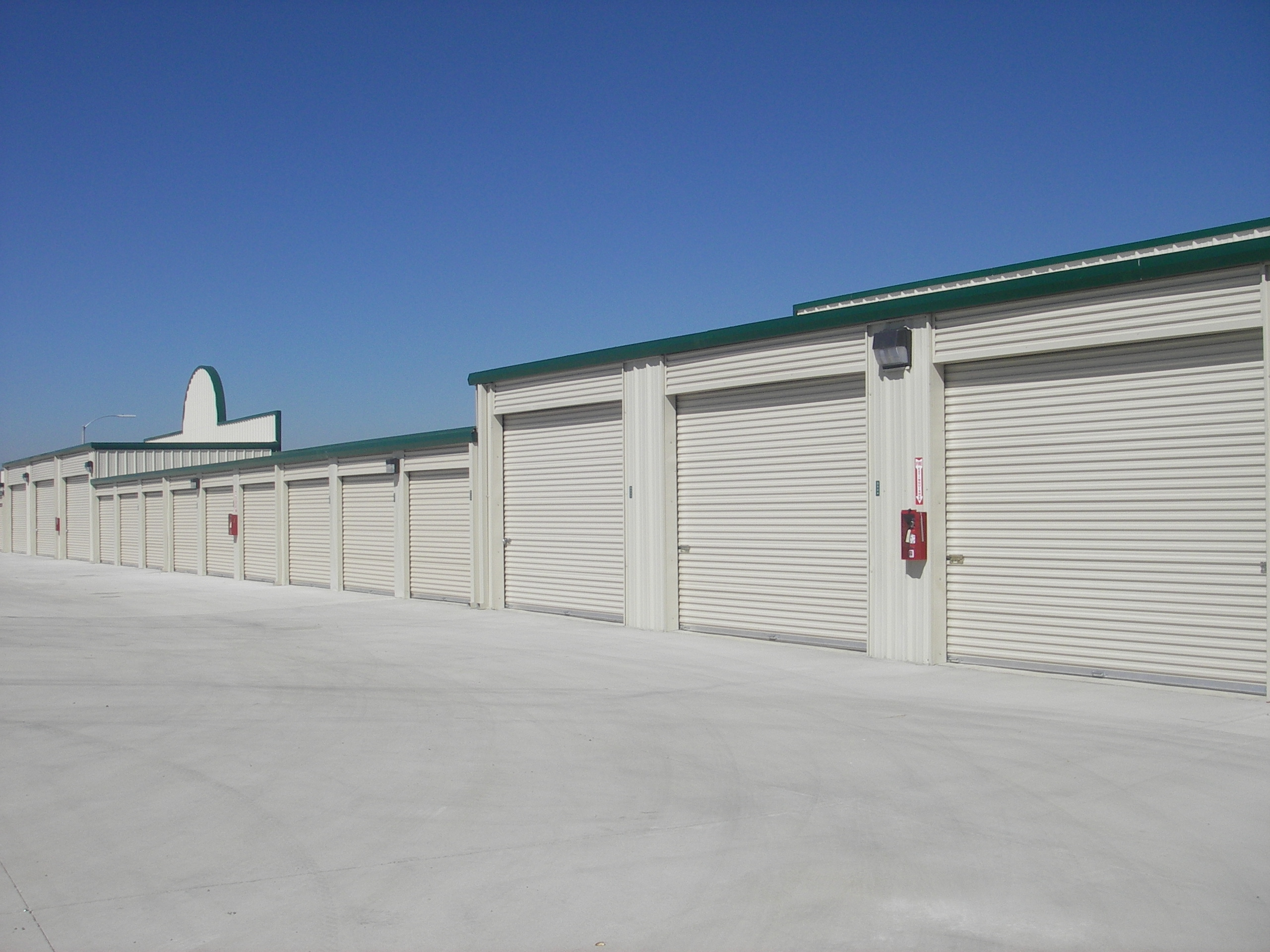 Self Storage Facility in California