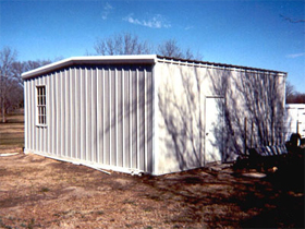 Agricultural Steel Building