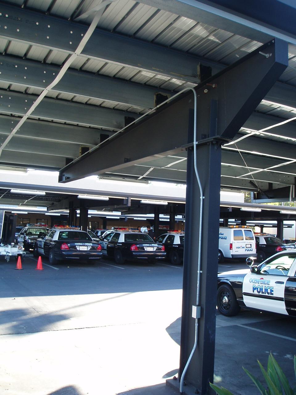 Oceanside Ca Police Department Pascal Steel Buildings