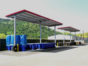 Pascal Steel Corporation completes Camp Pendleton Recycle Center