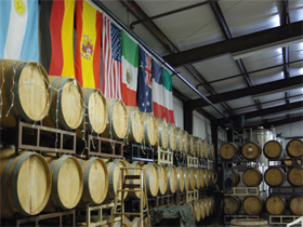 Winery Storage Building